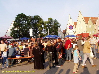 Altstadtfest in Moosburg 2005