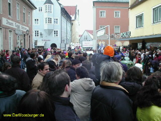 Faschingsumzug 2006 in Moosburg